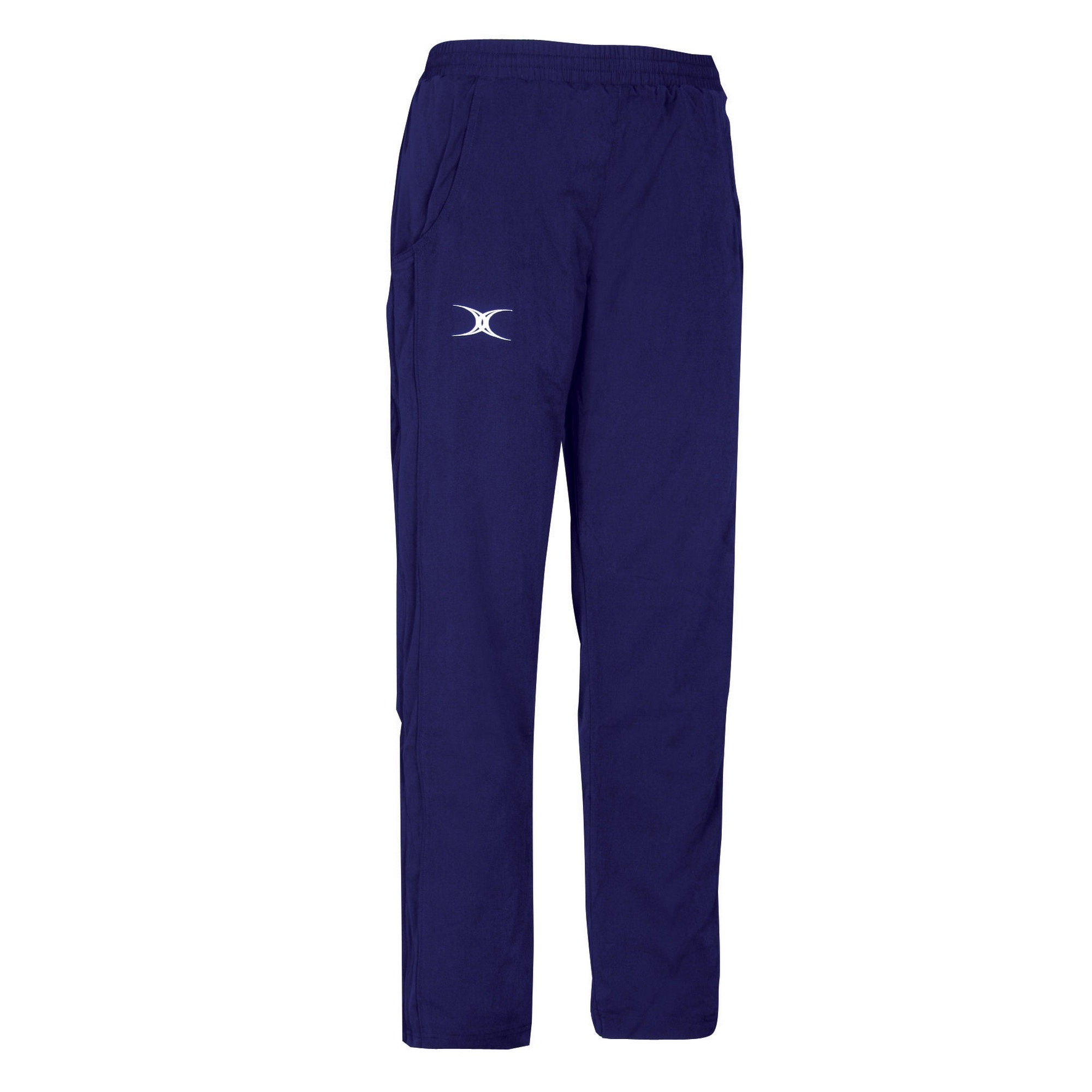 Gilbert Rugby Mens Synergie Rugby Trousers (S) (Navy)