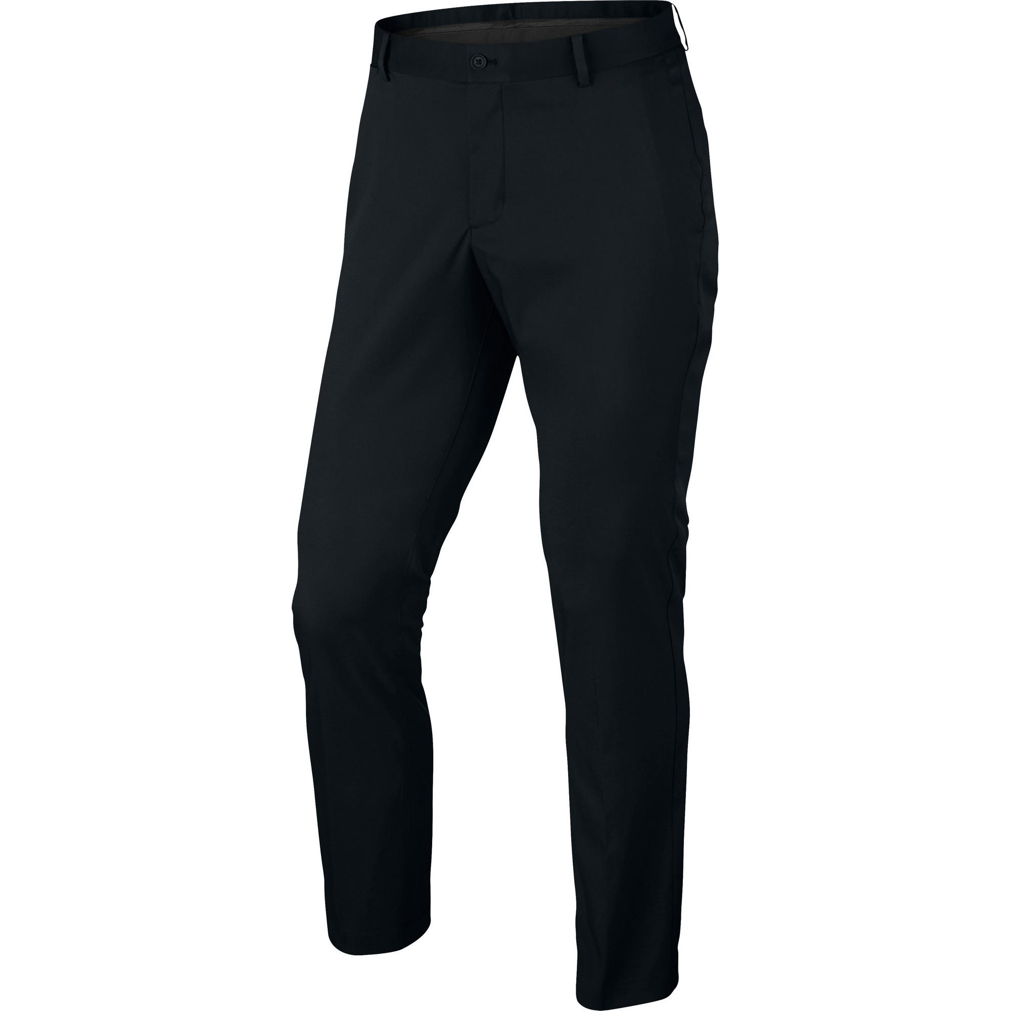 Nike Mens Modern Fit Breathable Trousers (38S) (Black/Black)