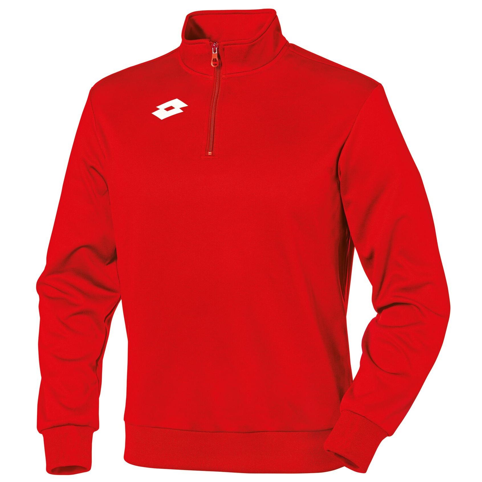 Lotto Mens Delta Half-Zip Sweatshirt RW6095