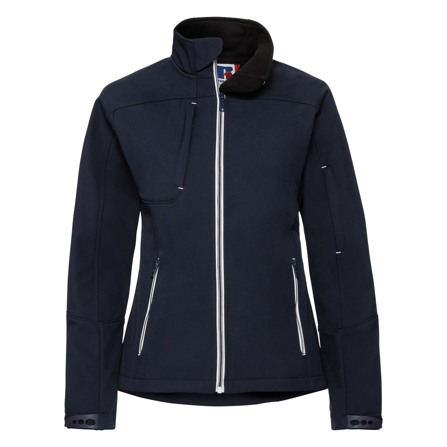 Russell Women/Ladies Bionic Softshell Jacket (2XL) (French Navy)