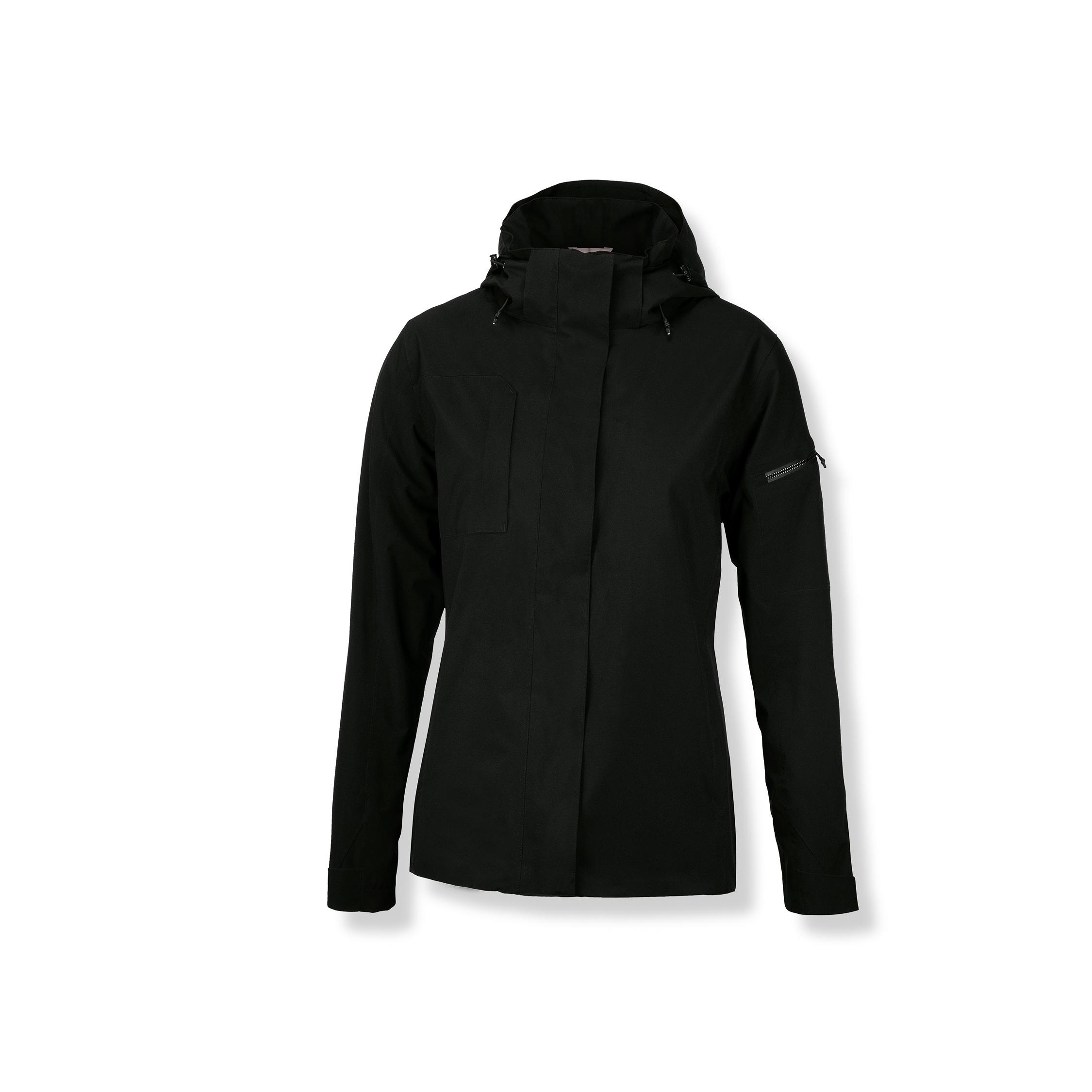 Nimbus Womens/Ladies Whitestone Jacket (XS) (Black)