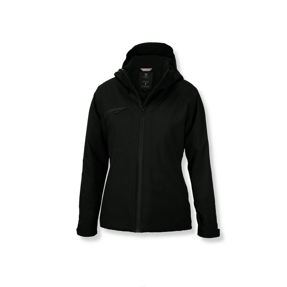 Nimbus Womens/Ladies Fairview Jacket (2XL) (Black)