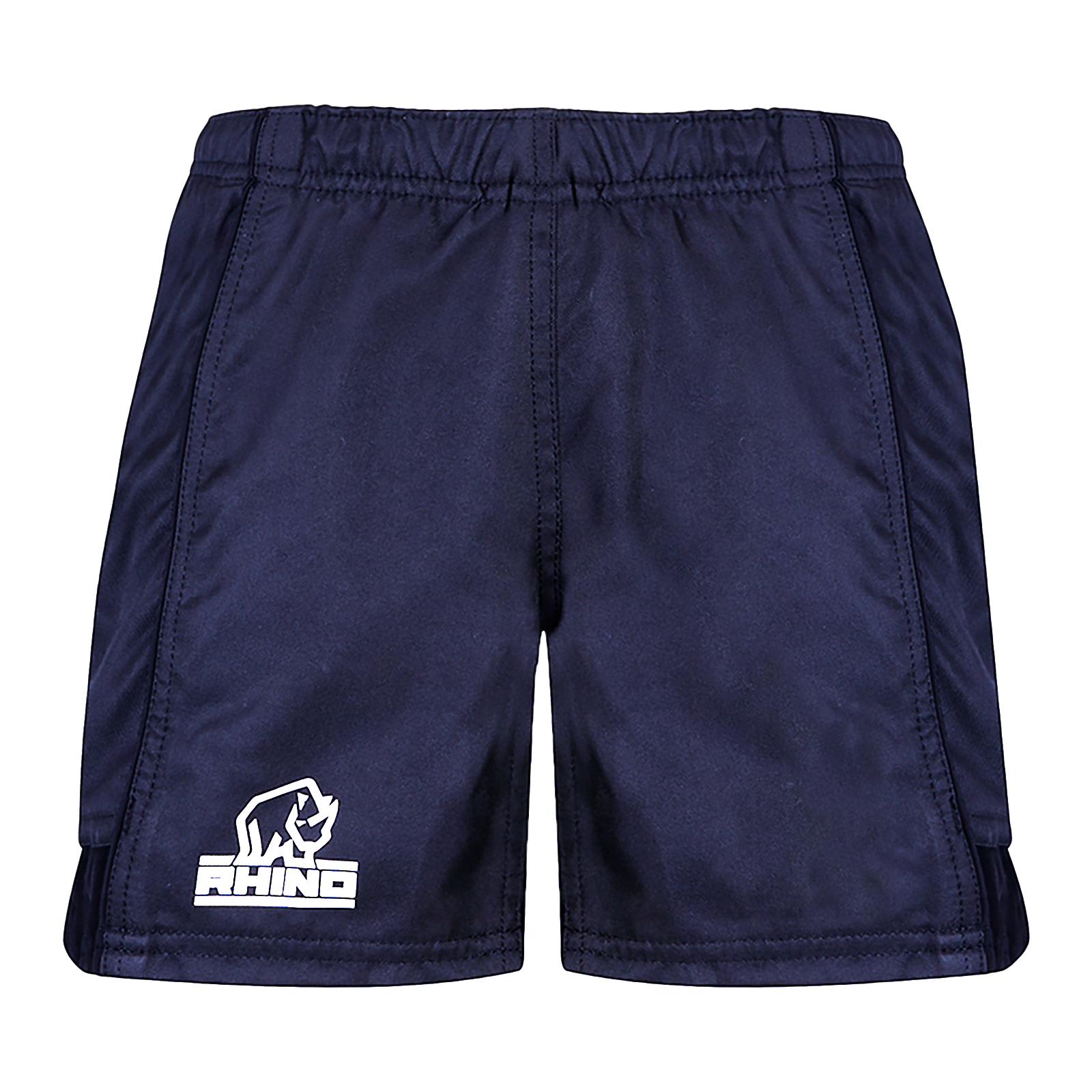 Rhino Mens Auckland Rugby Shorts (3XL) (White)