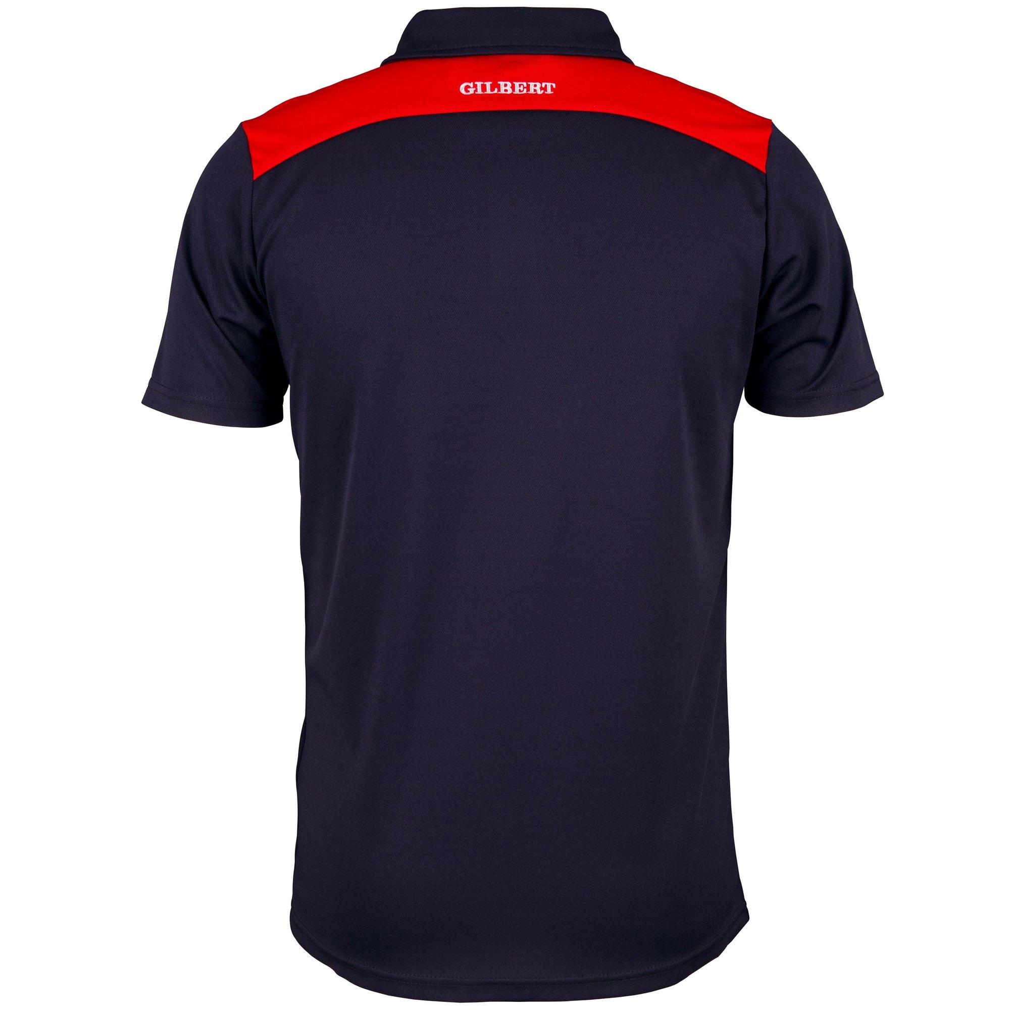 Gilbert Mens Photon Polo Shirt (M) (Royal Blue/Dark Navy)