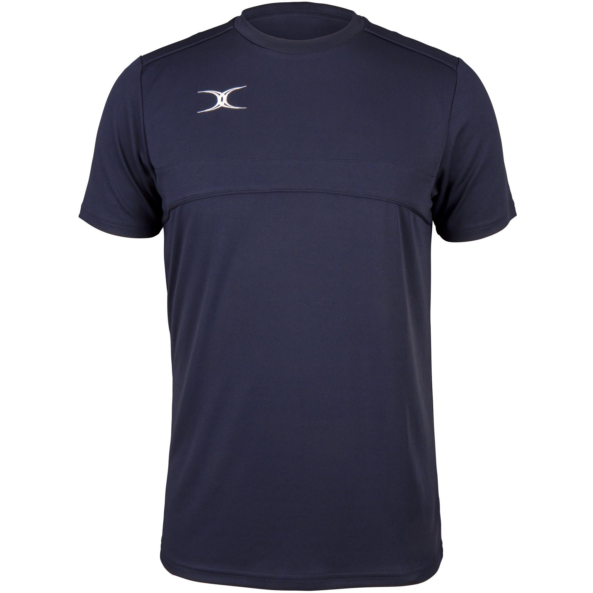 Gilbert Mens Photon T-Shirt (L) (Dark Navy)