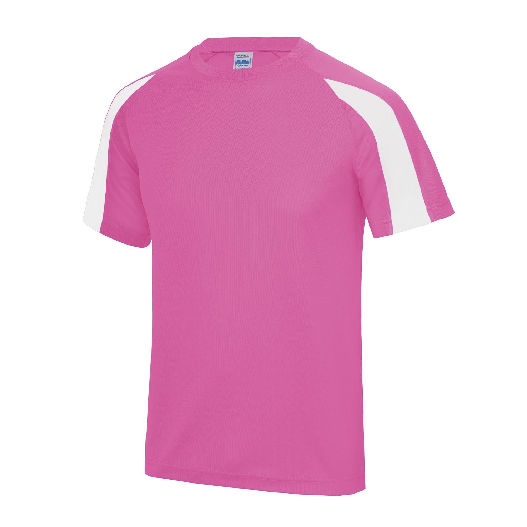 T-shirt-sport-Just-Cool-enfant-unisexe-fille-et-garcon-RW690