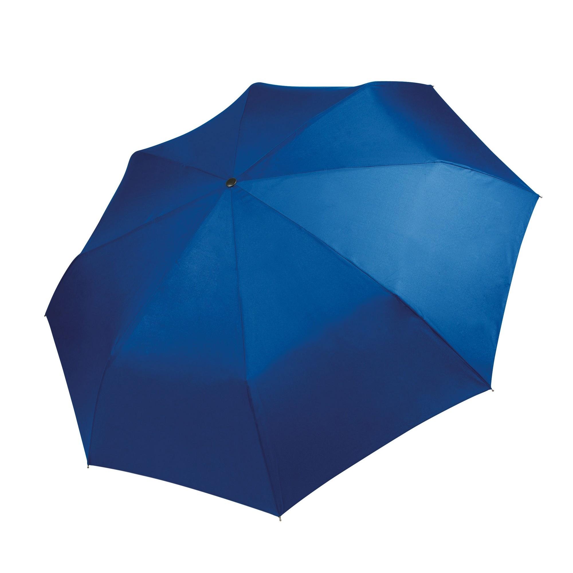 Kimood Foldable Handbag Umbrella (Pack of 2) (One Size) (Royal Blue)