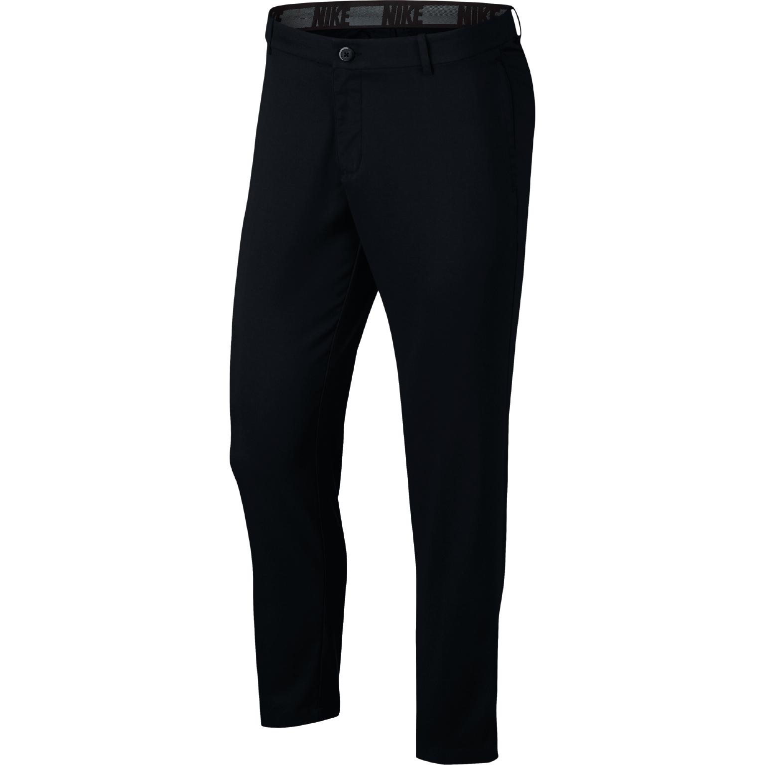Nike Mens Flex Core Trousers (30R) (Black/Black)