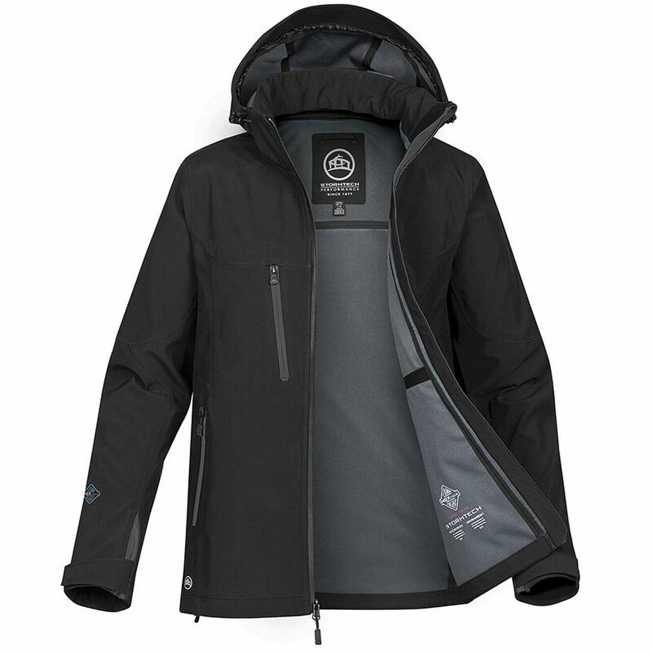Stormtech Mens Patrol Technical Softshell Jacket (M) (Navy/ Navy)