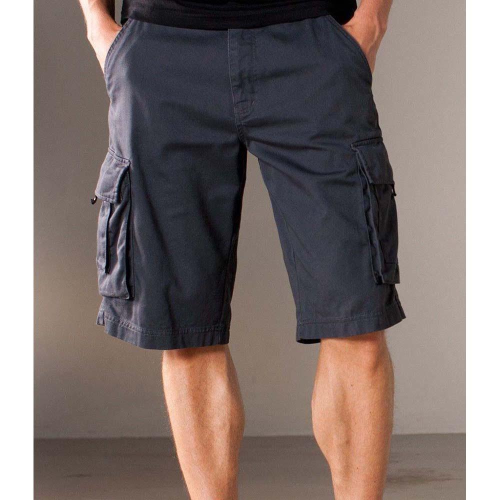 miniature 3 - Kariban - Bermuda 100% coton - Homme (S-3XL) 4 couleurs (RW735)