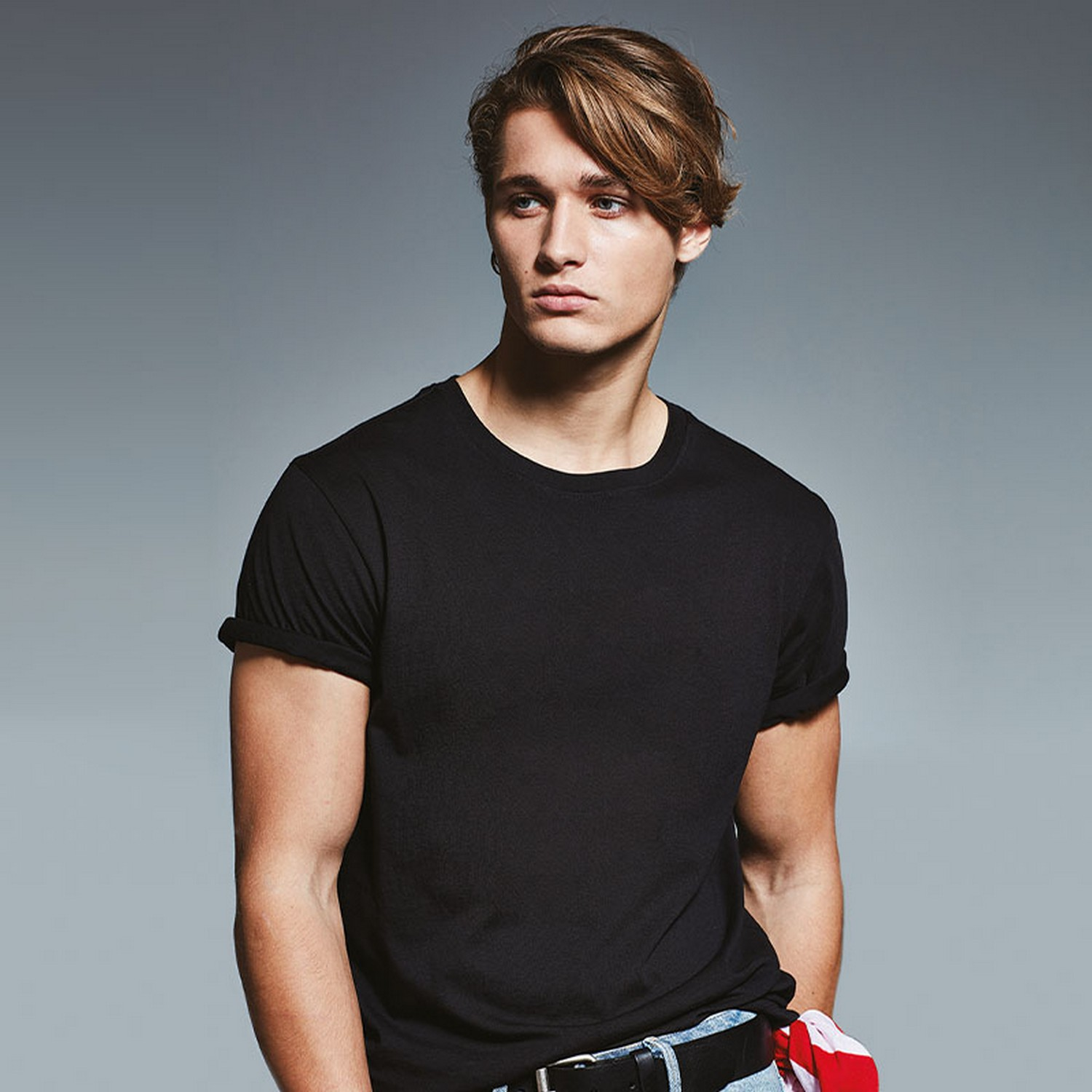 Anthem Mens Short Sleeve T-Shirt (S) (Black)