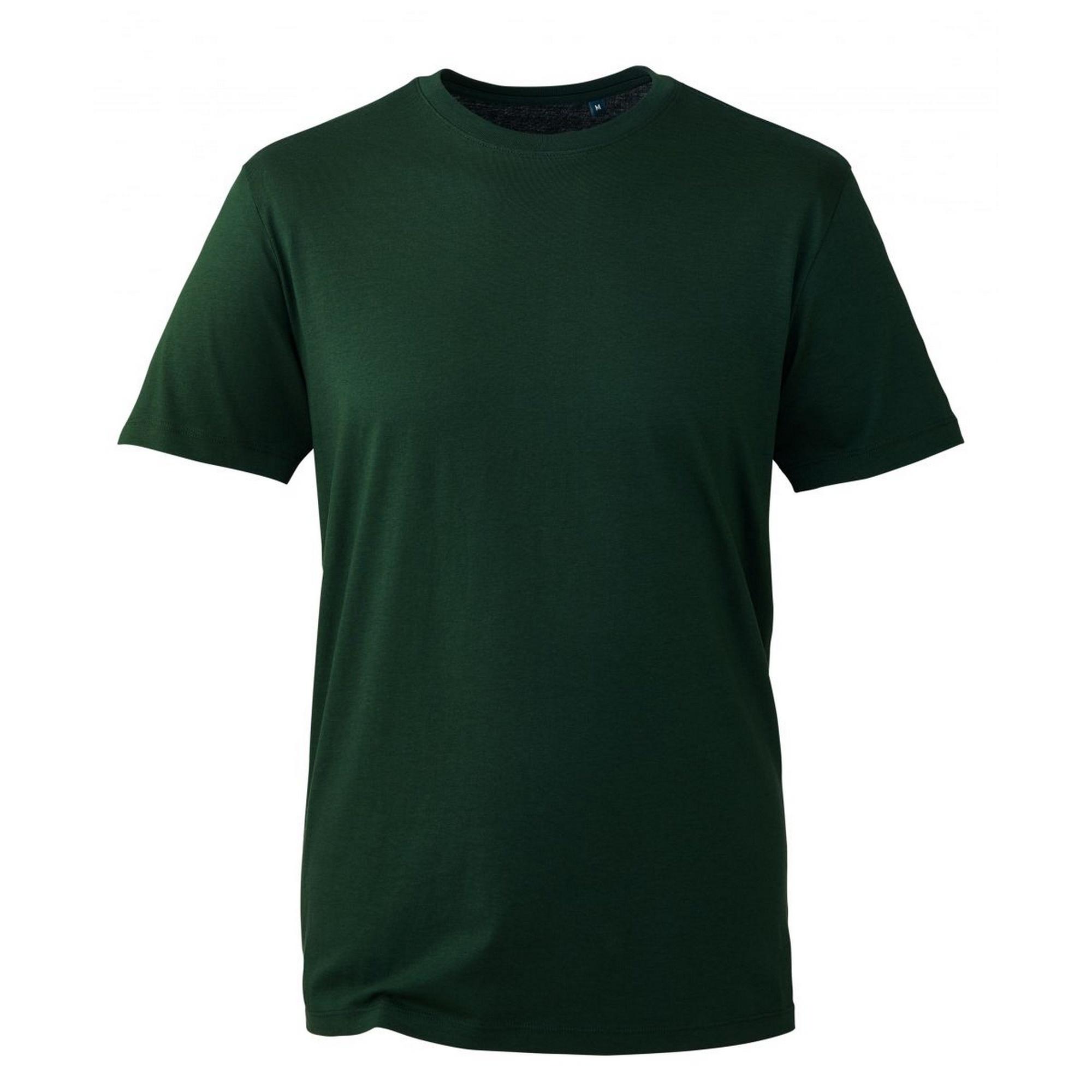 Anthem Mens Short Sleeve T-Shirt (XS) (Forest Green)