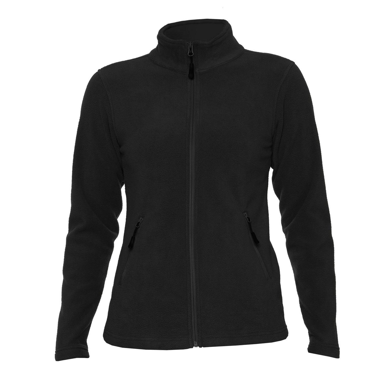 Gildan Womens/Ladies Hammer Microfleece Jacket (3XL) (Forest Green)