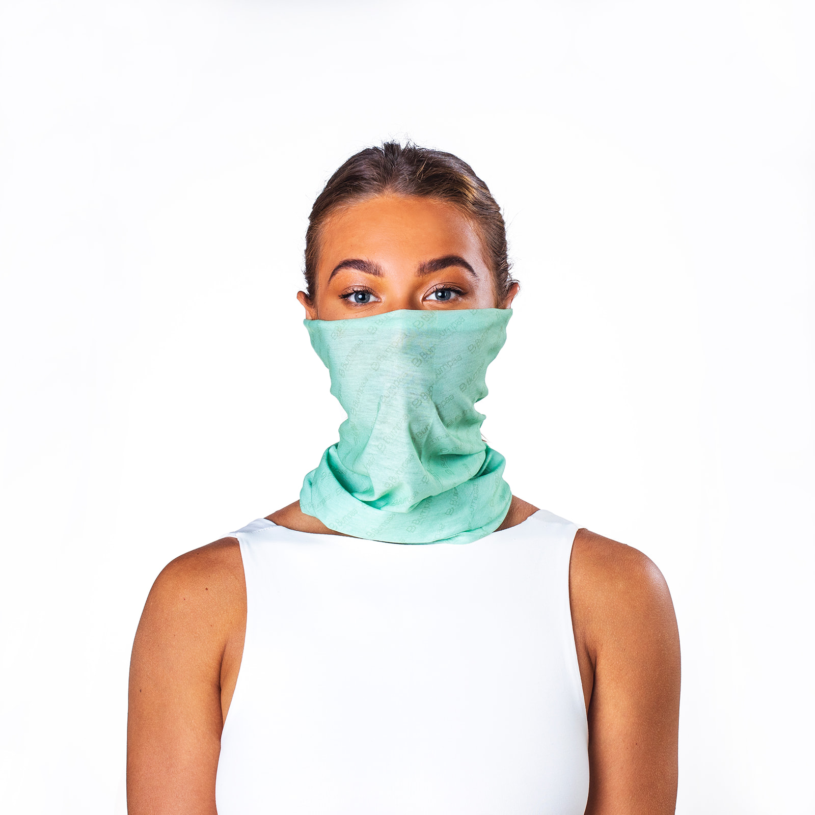 Bumpaa Unisex Adult Snood (Pack of 3) (One Size) (Mint)