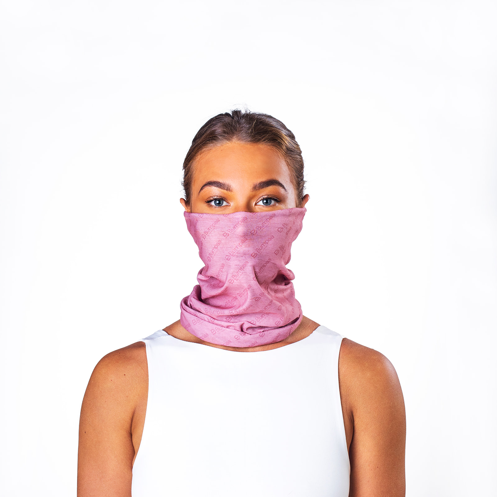 Bumpaa Unisex Adult Snood (Pack of 3) (One Size) (Light Purple)