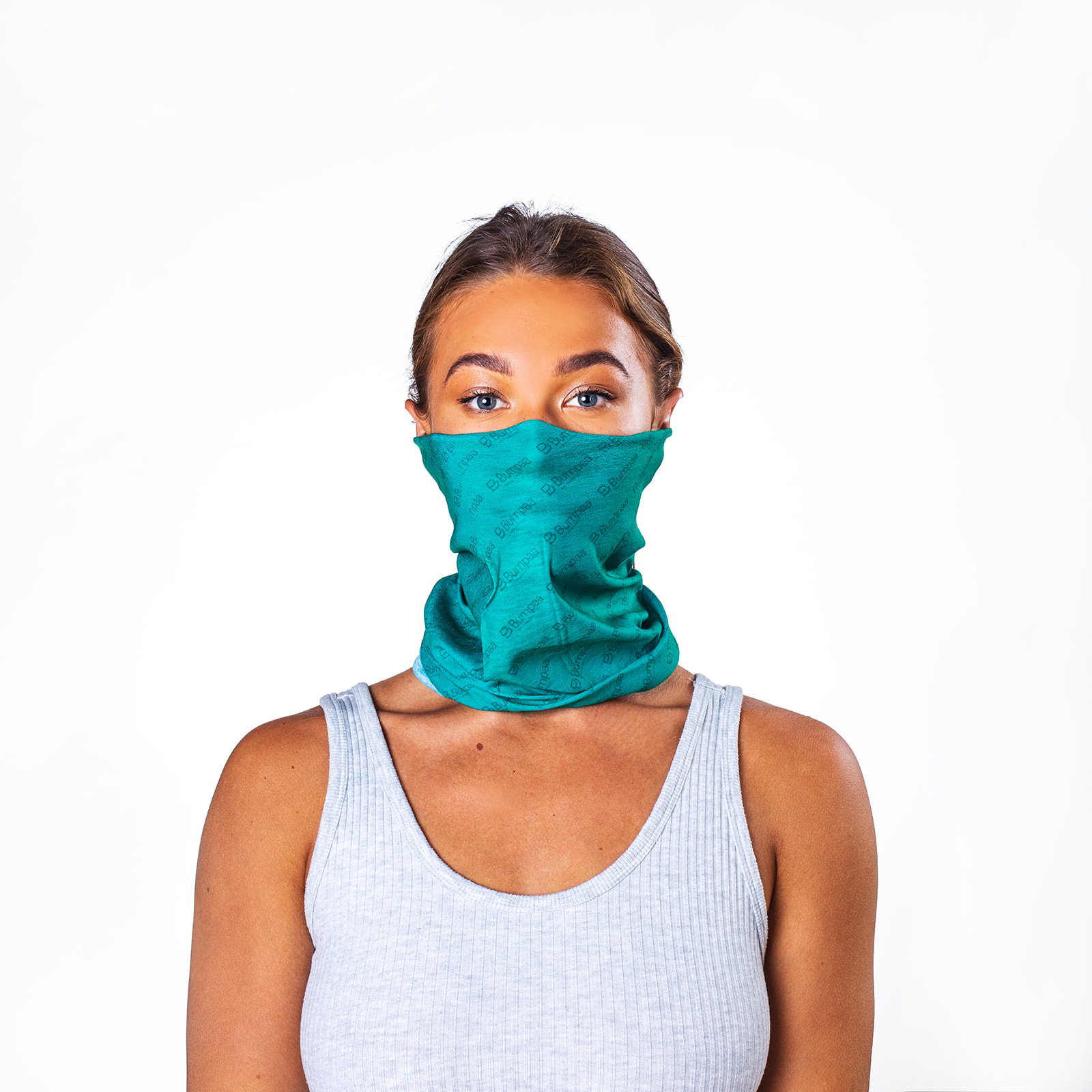 Bumpaa Unisex Adult Snood (Pack of 3) (One Size) (Teal)