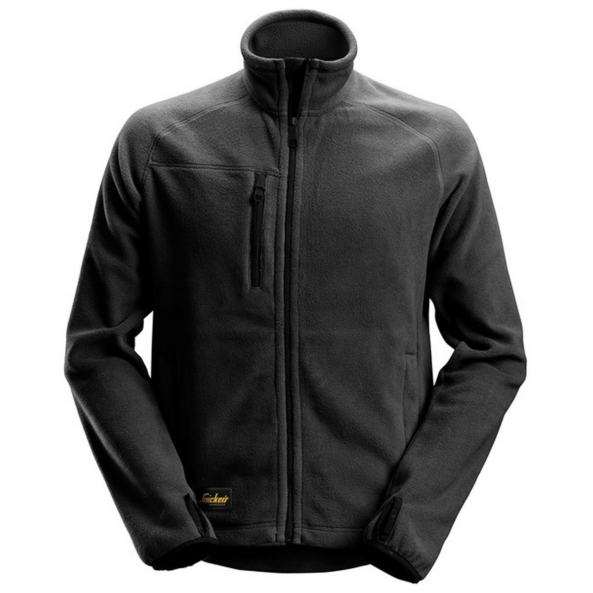 Snickers Mens Fleece Jacket (XXL) (Black)