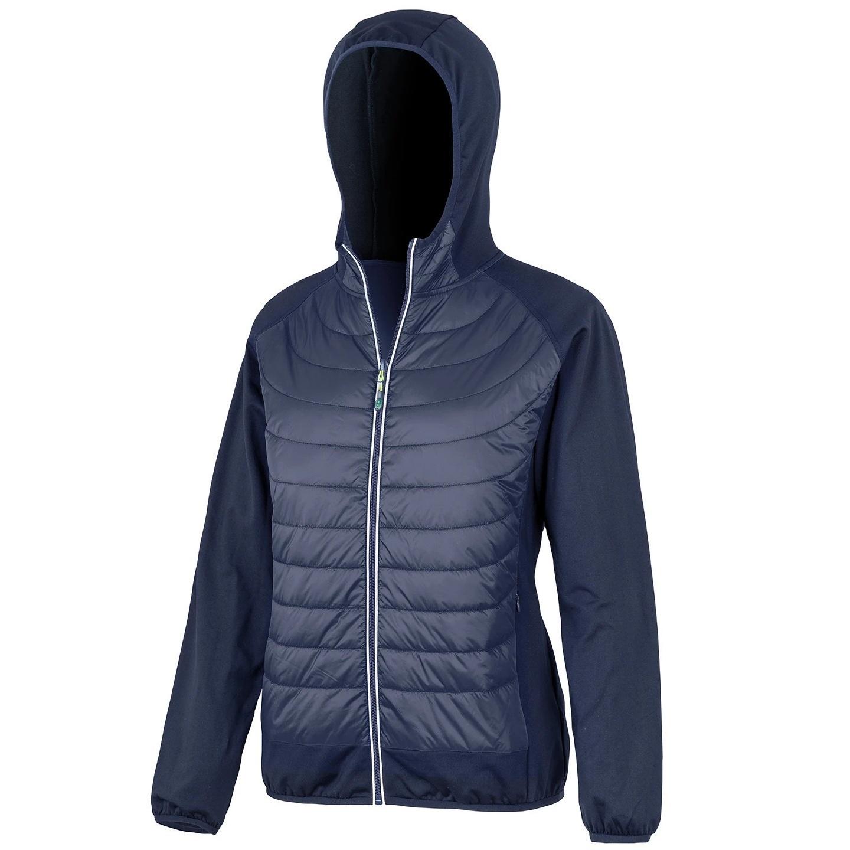 Spiro Womens/Ladies Zero Gravity Jacket (S) (Navy)