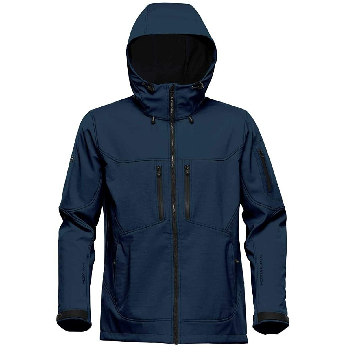 Stormtech Womens/Ladies Epsilon 2 Soft Shell Jacket (S) (Navy/Graphite)