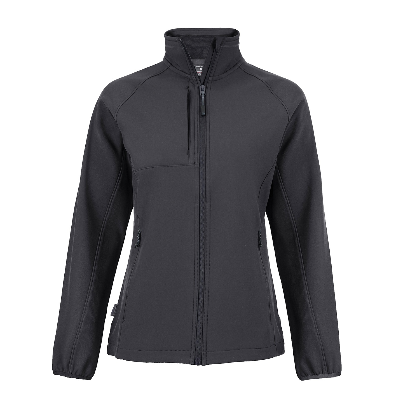 Craghoppers Womens/Ladies Expert Basecamp Soft Shell Jacket (14 UK) (Carbon Grey)