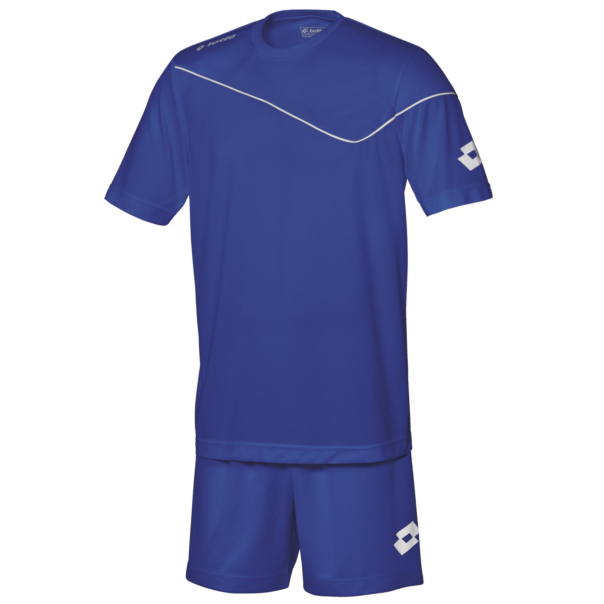 7804247ec4fa Detalles de Lotto - Equipacíon/Conjuto camiseta de manga corta-pantalón de  futbol (RW820)