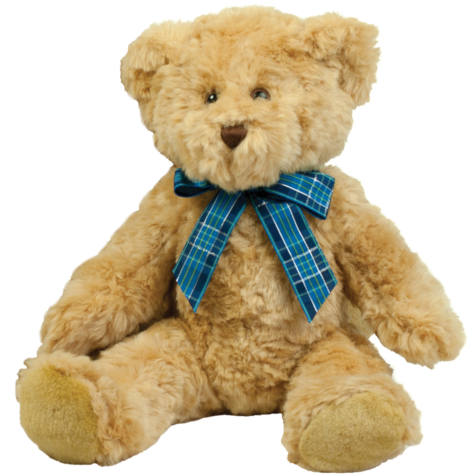 Mumbles Bracken Soft Plush Cuddly Teddy Bear In S, M And L