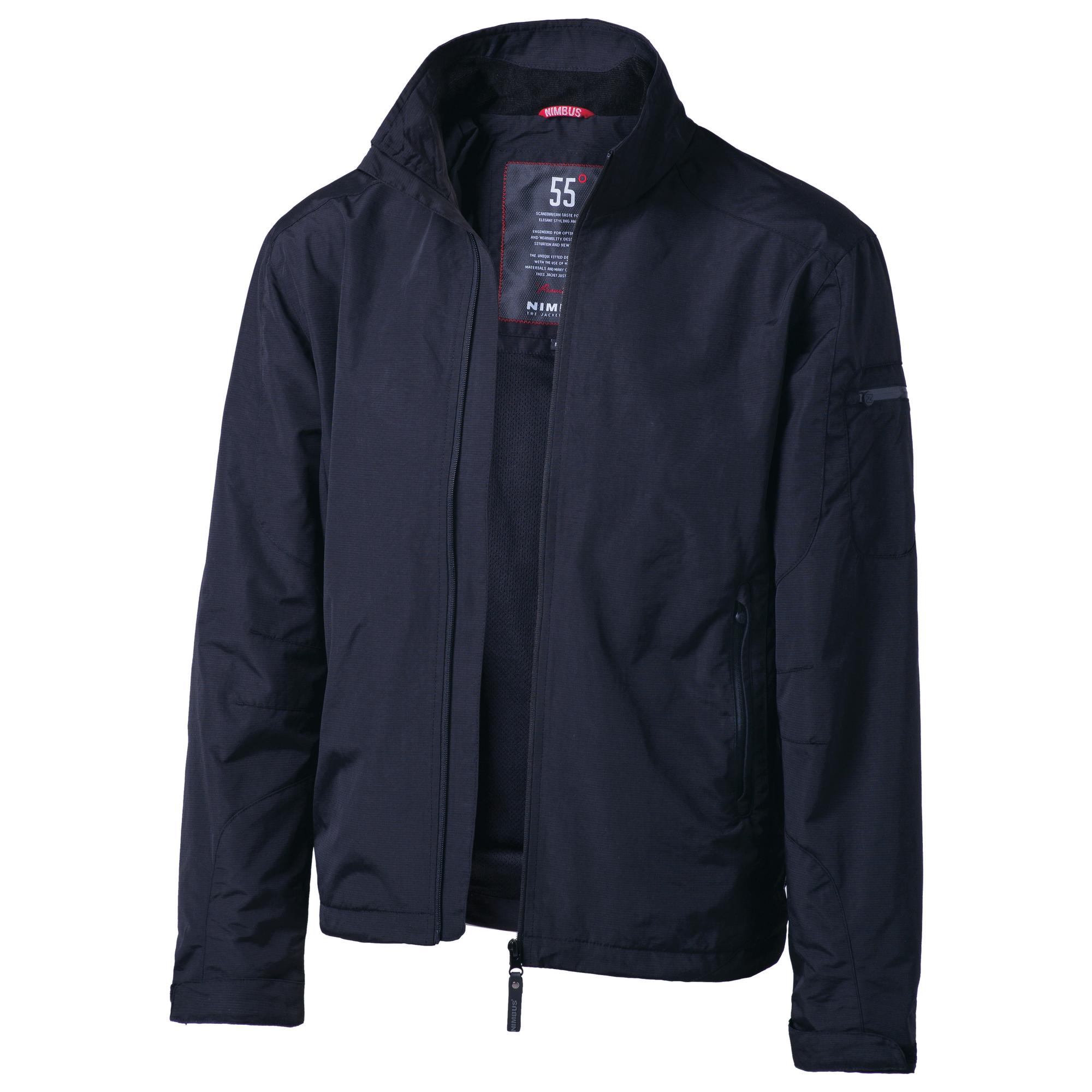 Nimbus Ladies/Womens Windproof Waterproof Providence Jacket (M) (Navy)