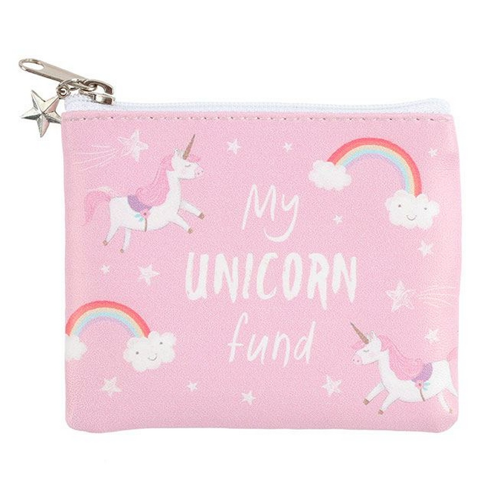 Something Different My Unicorn Fund Purse (One Size) (Multicolour)