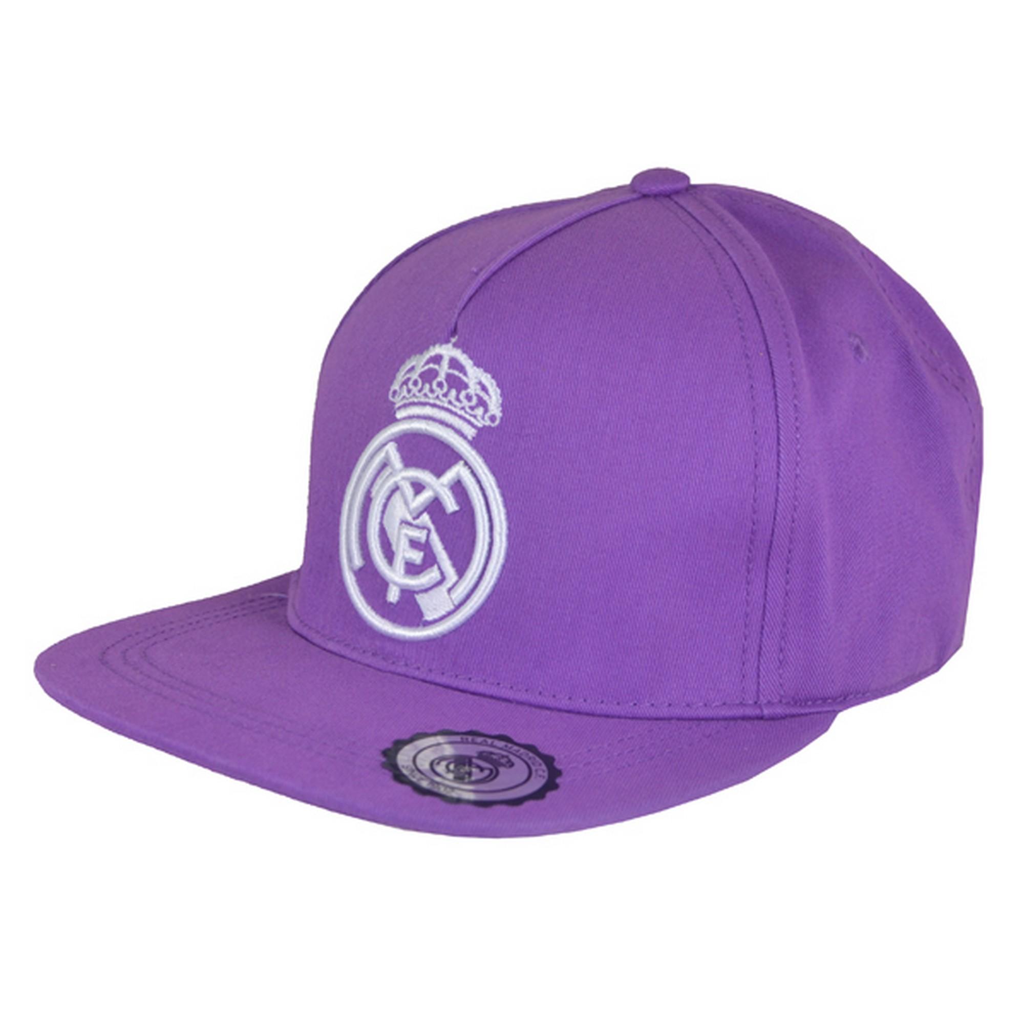 Real Madrid CF Official Snapback Cap (SG15642) 5059000039089  ecf515a4121