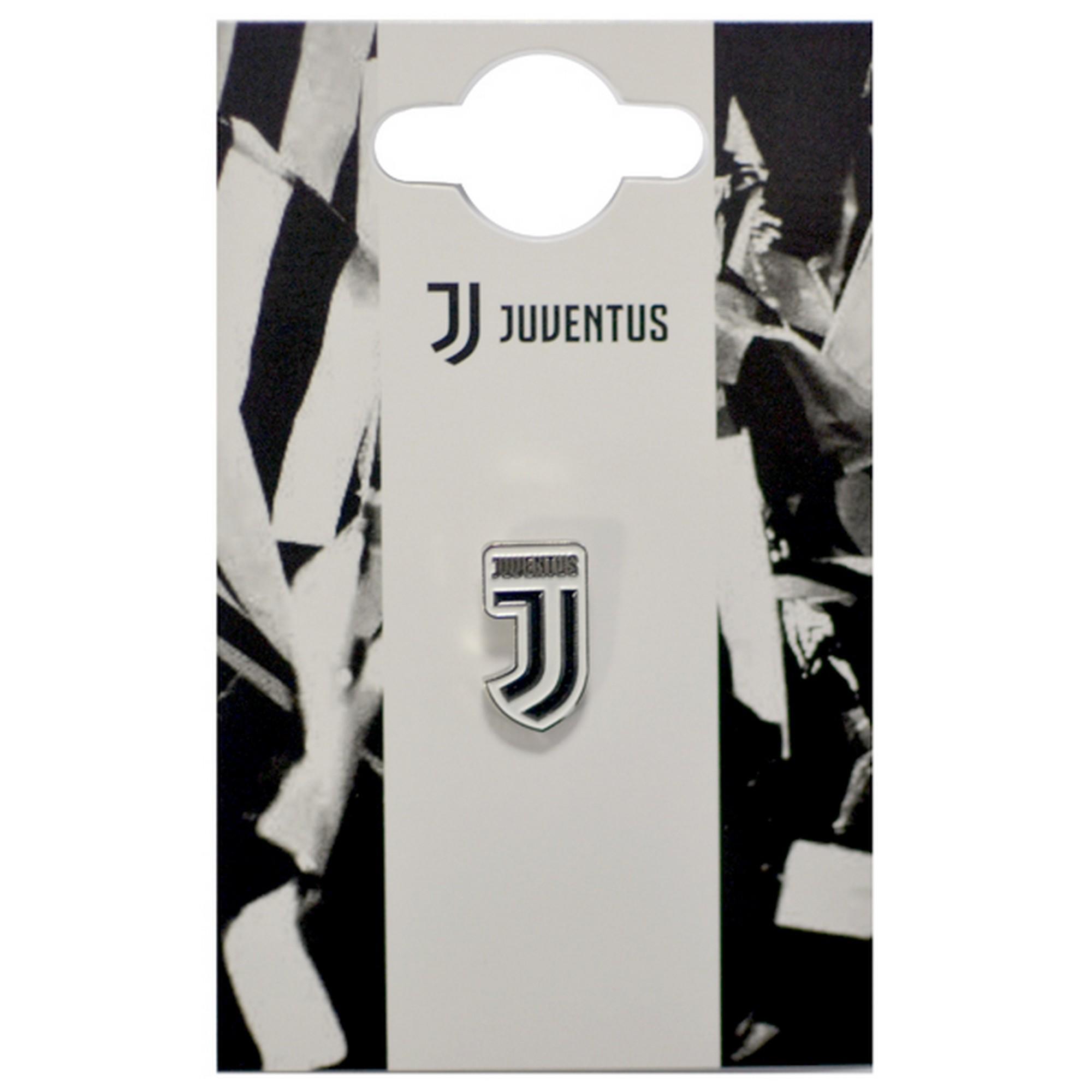 Detalles de Juventus FC Pin oficial con el escudo del equipo (SG15748)