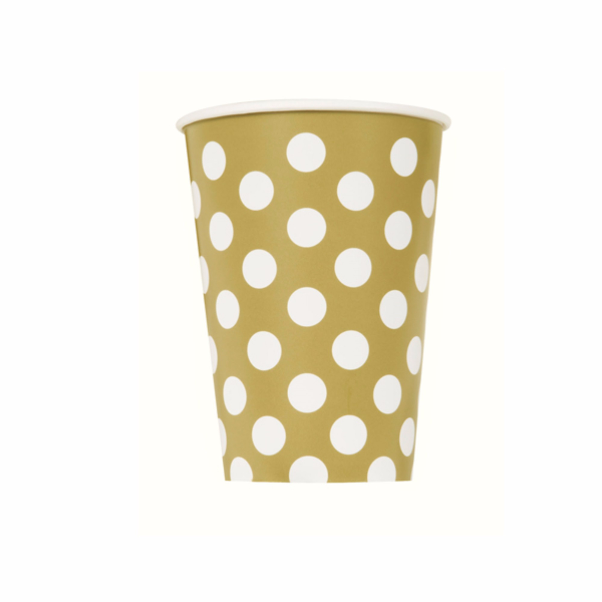 Unique-Party-Polka-Dot-Paper-Cups-Pack-Of-6-SG5864