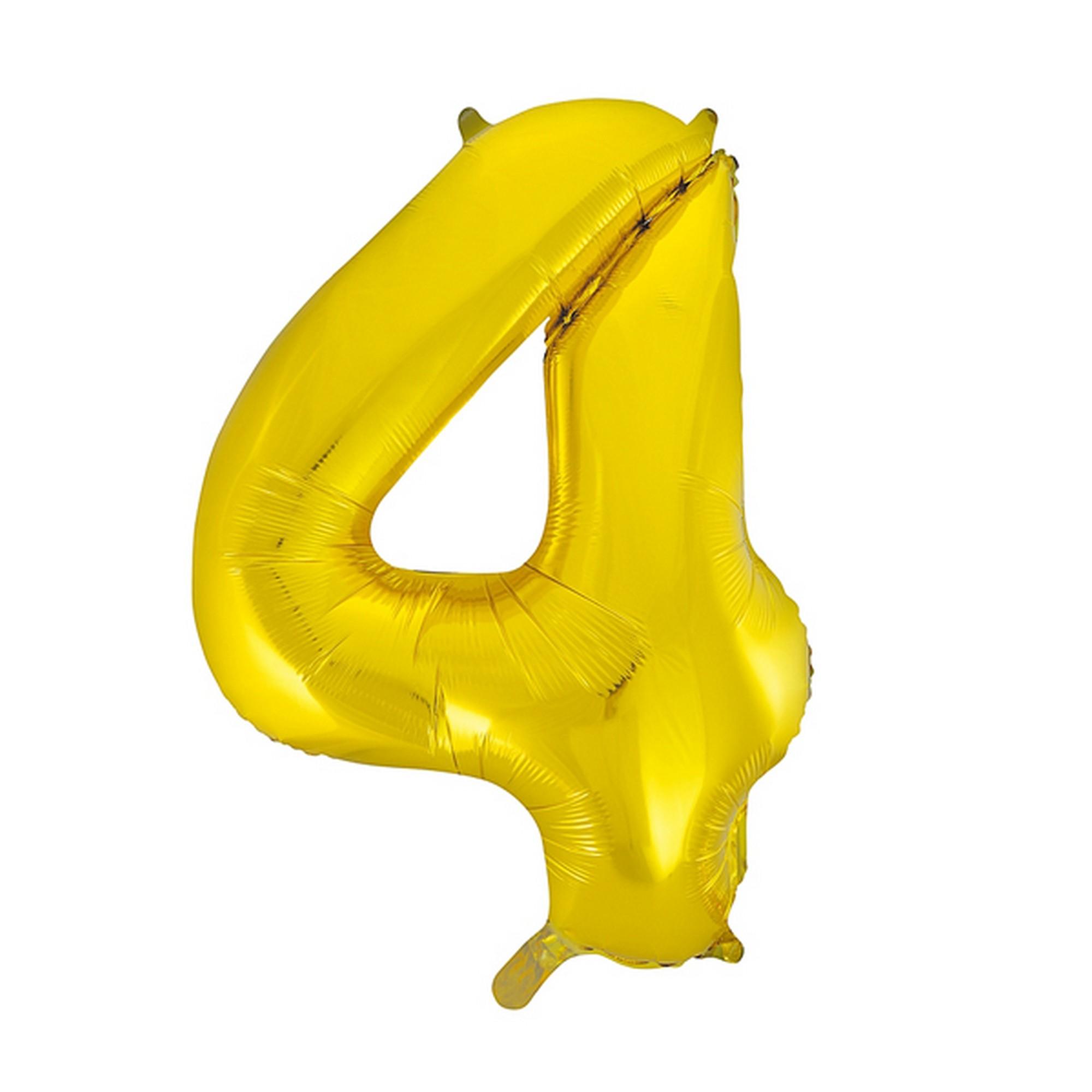 Unique-Party-Ballon-NOMBRES-SG9049 miniature 6