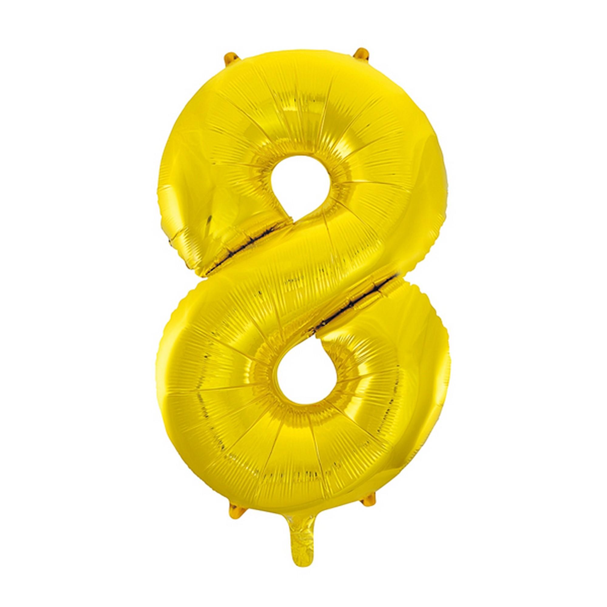 Unique-Party-Ballon-NOMBRES-SG9049 miniature 10