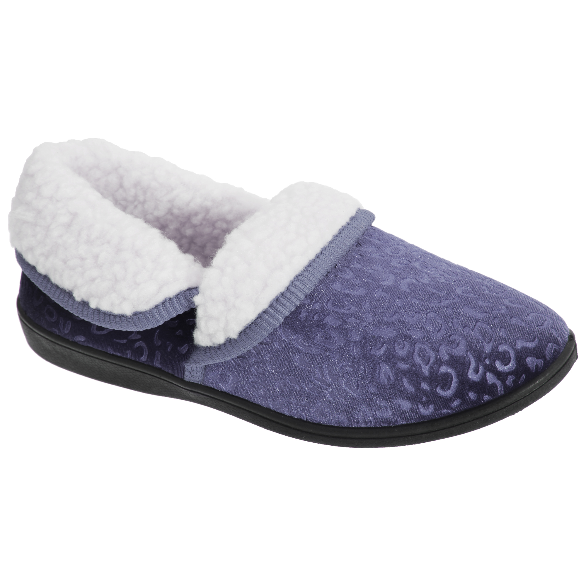 The Rugged Blue Soft Fleece Lined Slippers are perfect for in-house and feature a hard bottom sole for extra protection. Each pair of slippers contains a high quality foam insole and the entire slipper is covered in soft fleece for extra comfort.