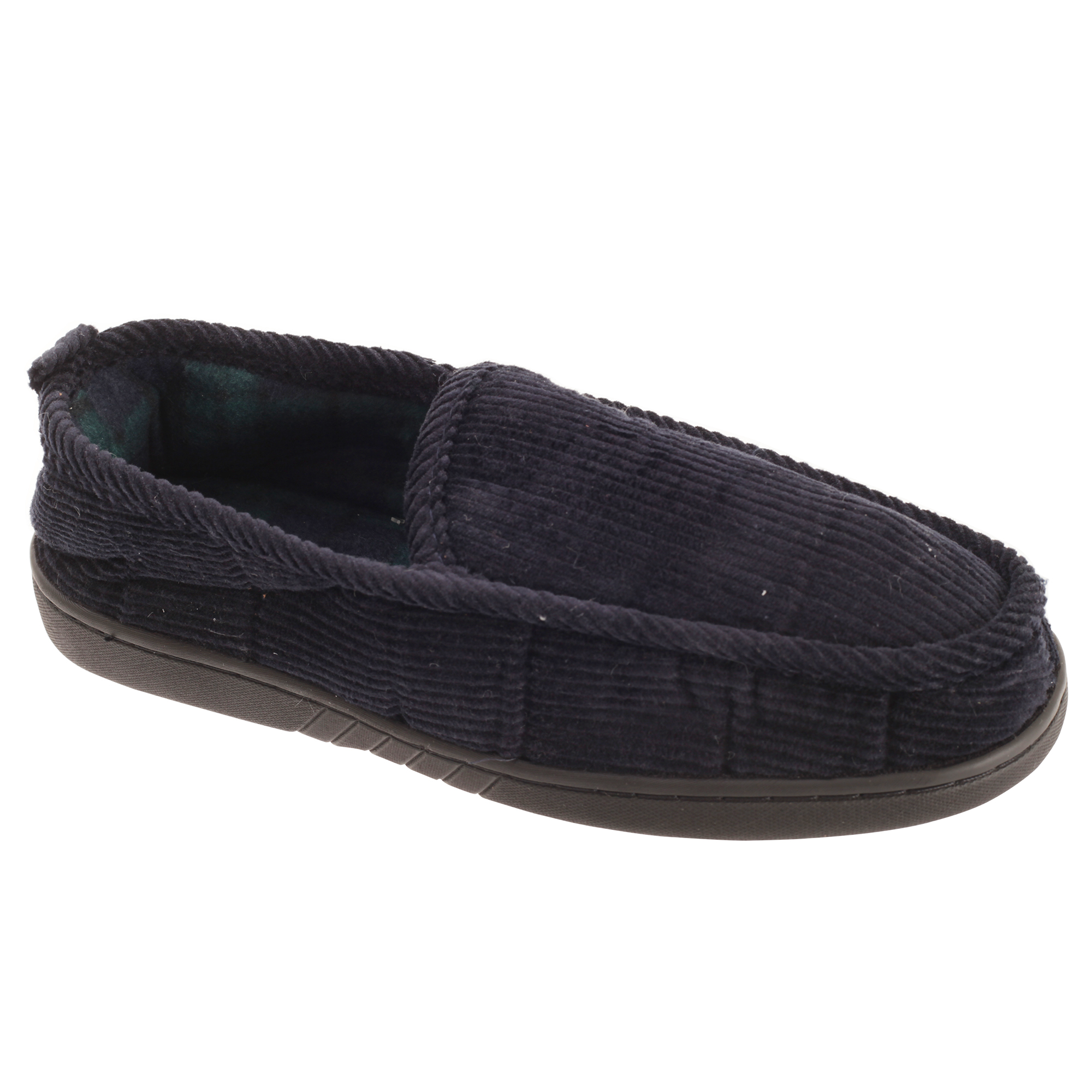Fleece Lined Slippers Mens Shoes