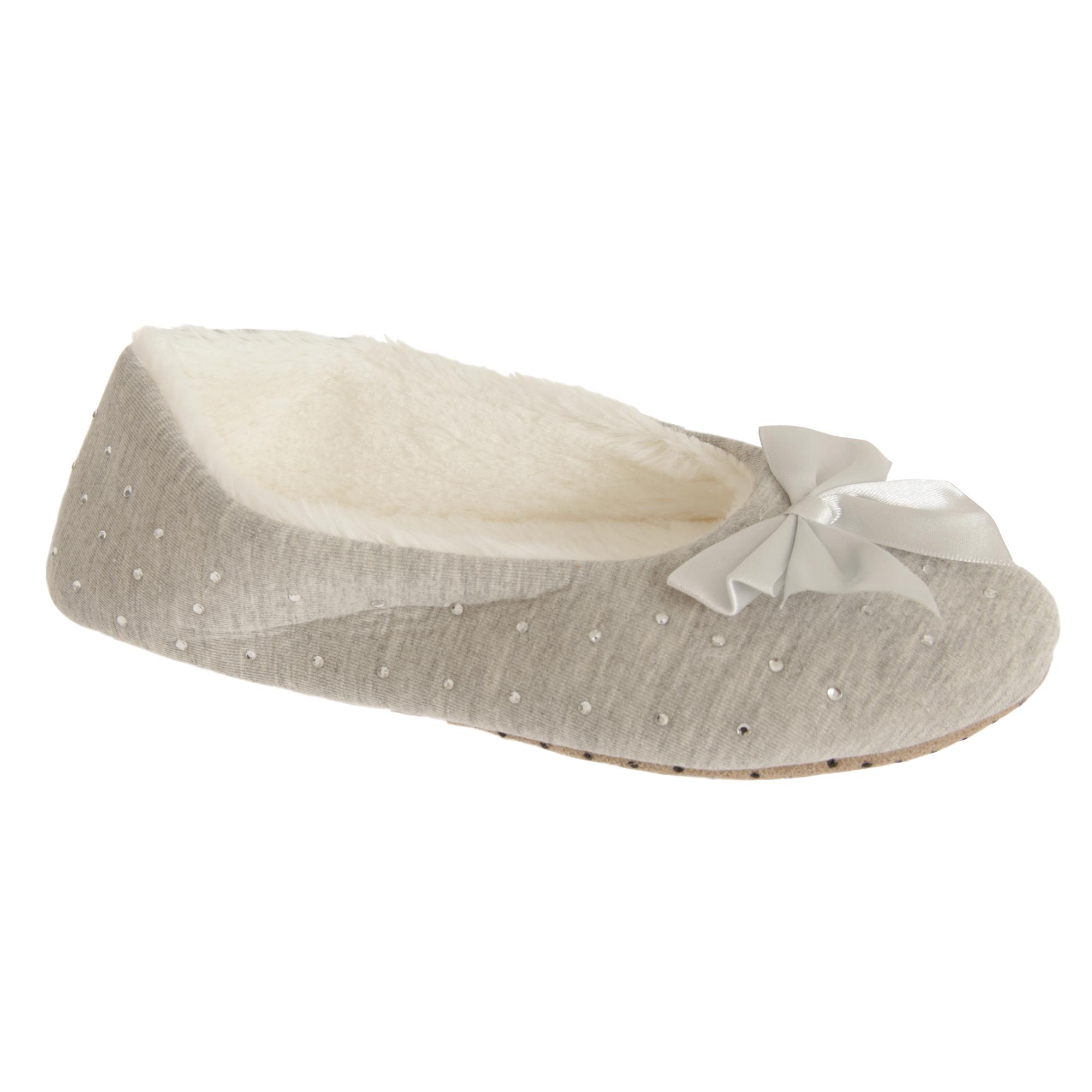 Slumberzzz-Zapatillas-de-estar-por-casa-modelo-diamante-para-mujer-SL547