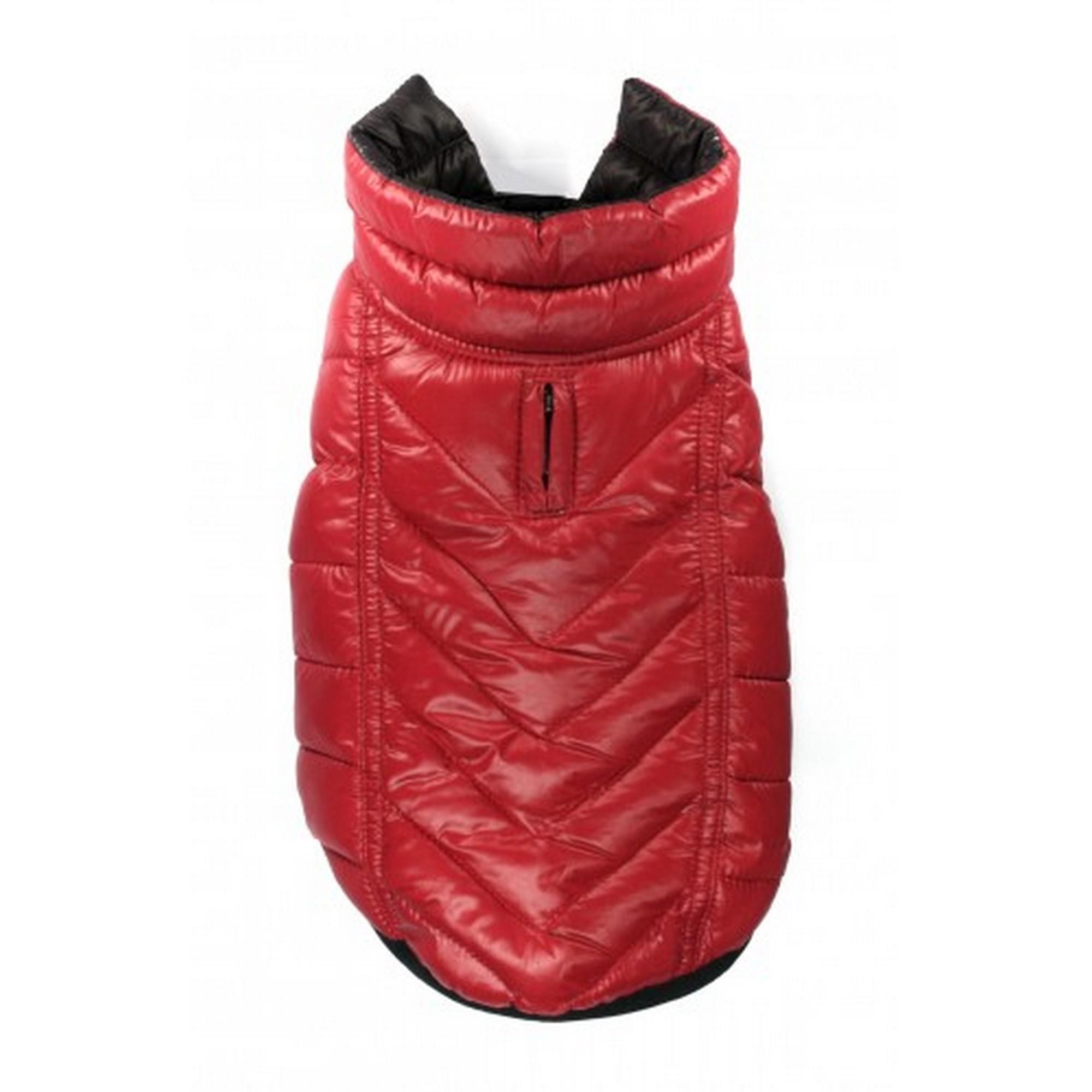 9b97885f34767 Hip Doggie Featherlite Reversible Touch Fastening Puffer Dog Jacket ...