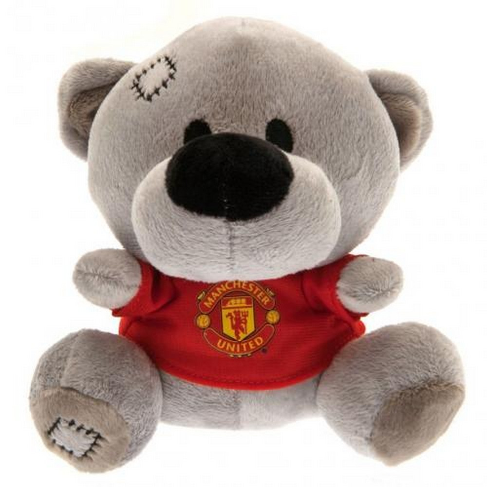 Official Manchester City FC Timmy Bear