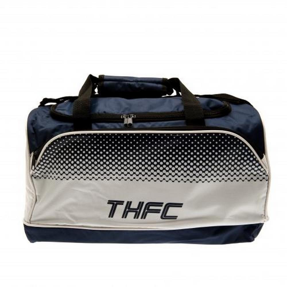 Tottenham Hotspur FC Holdall Bag (One Size) (Blue/White)