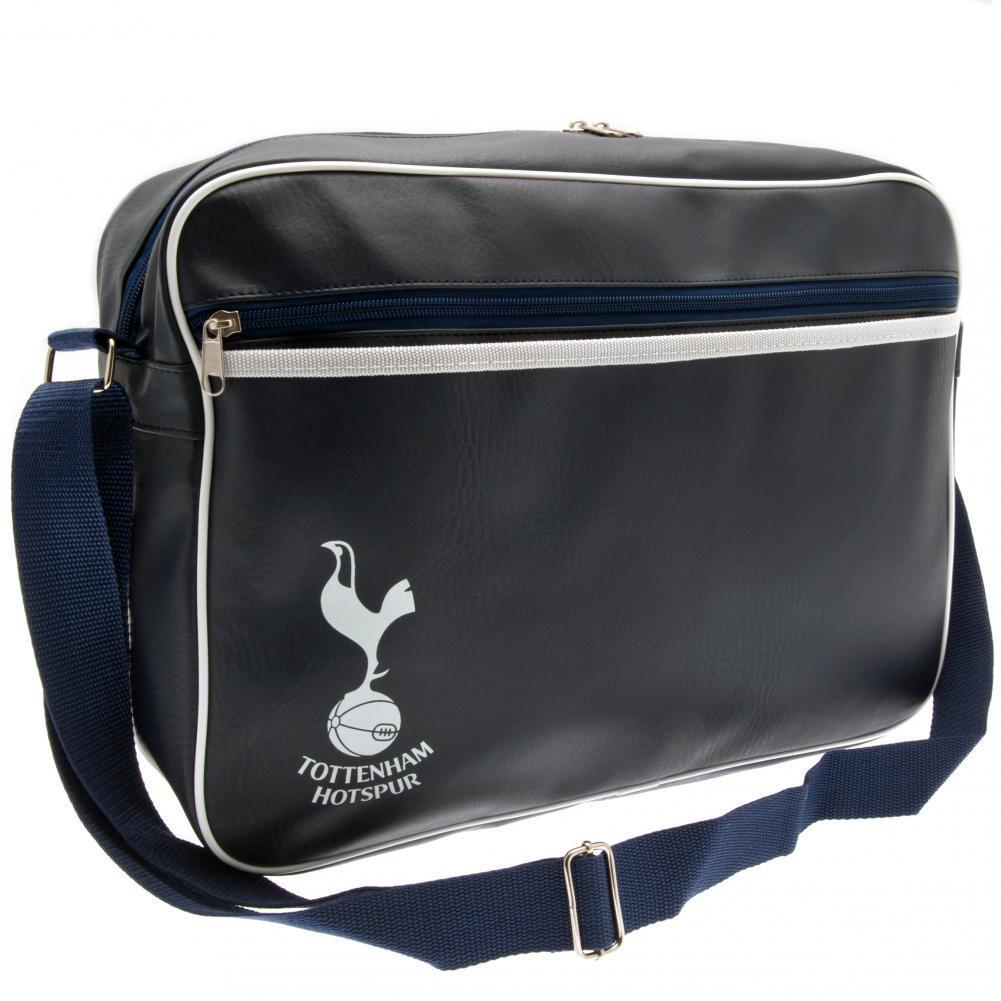 Tottenham Hotspur FC Messenger Bag (One Size) (Blue)