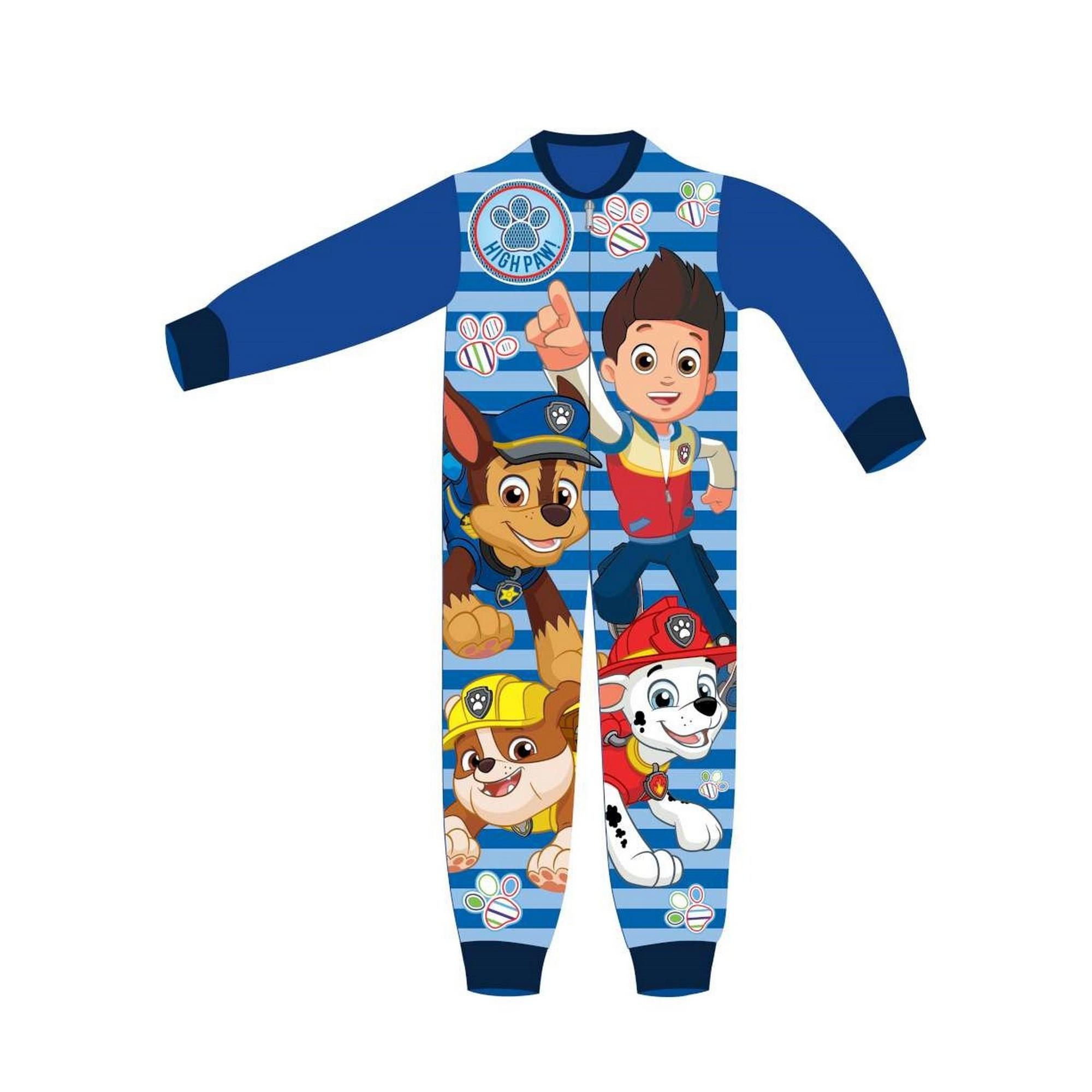 Paw-Patrol-Pijama-infantil-de-una-pieza-de-la-Patrulla-Canina-TF575