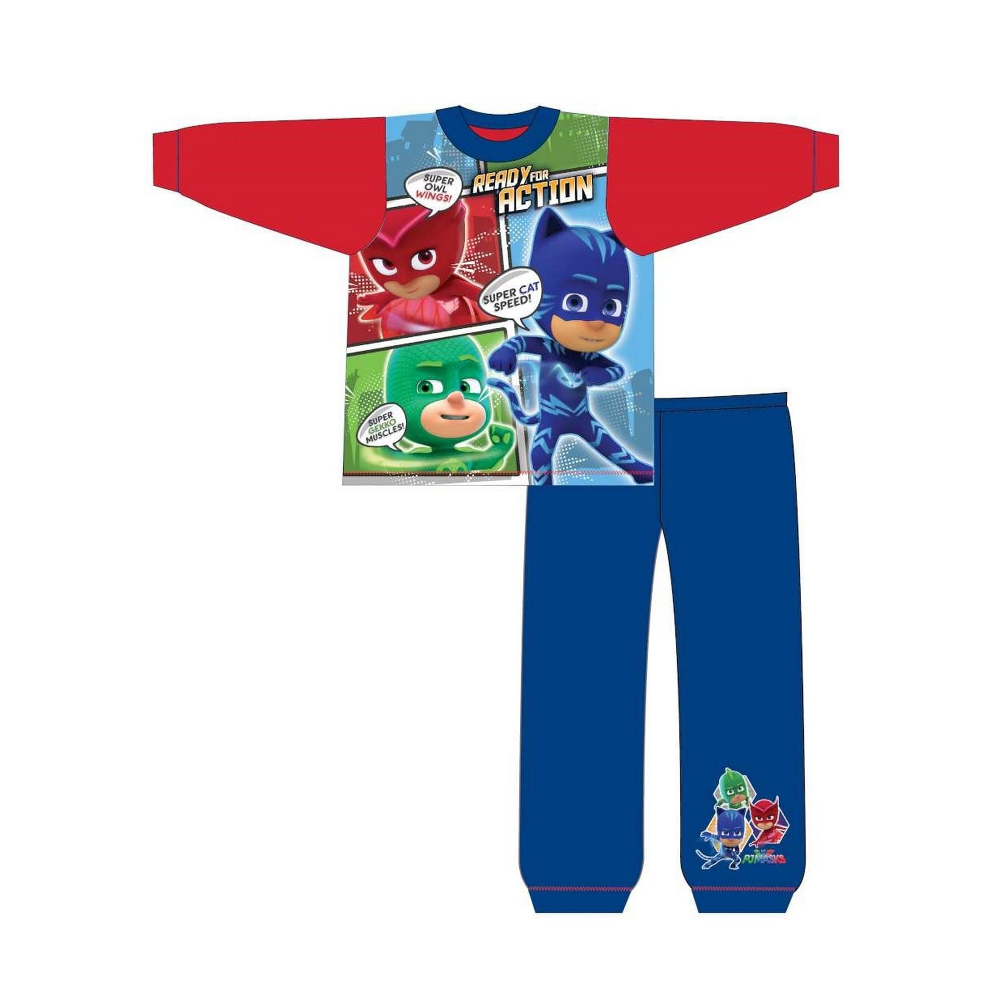 PJ-Masks-Pijama-largo-infantil-con-ilustracion-y-texto-Ready-For-TF580