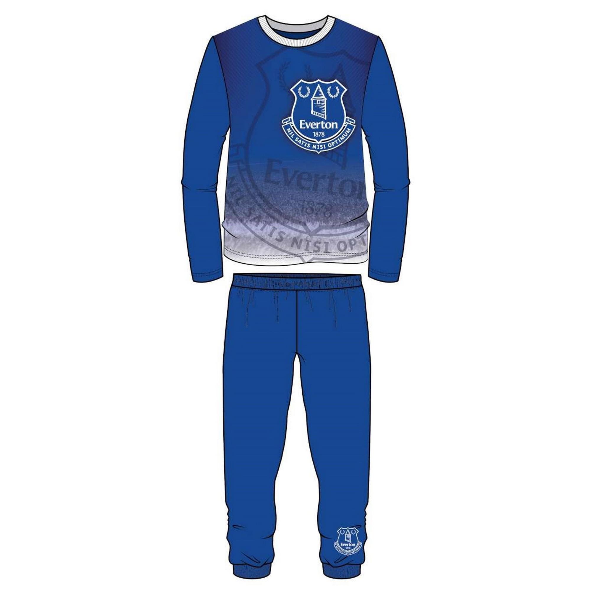 Everton-FC-Pijama-de-manga-larga-oficial-de-Everton-FC-para-nino-TF597