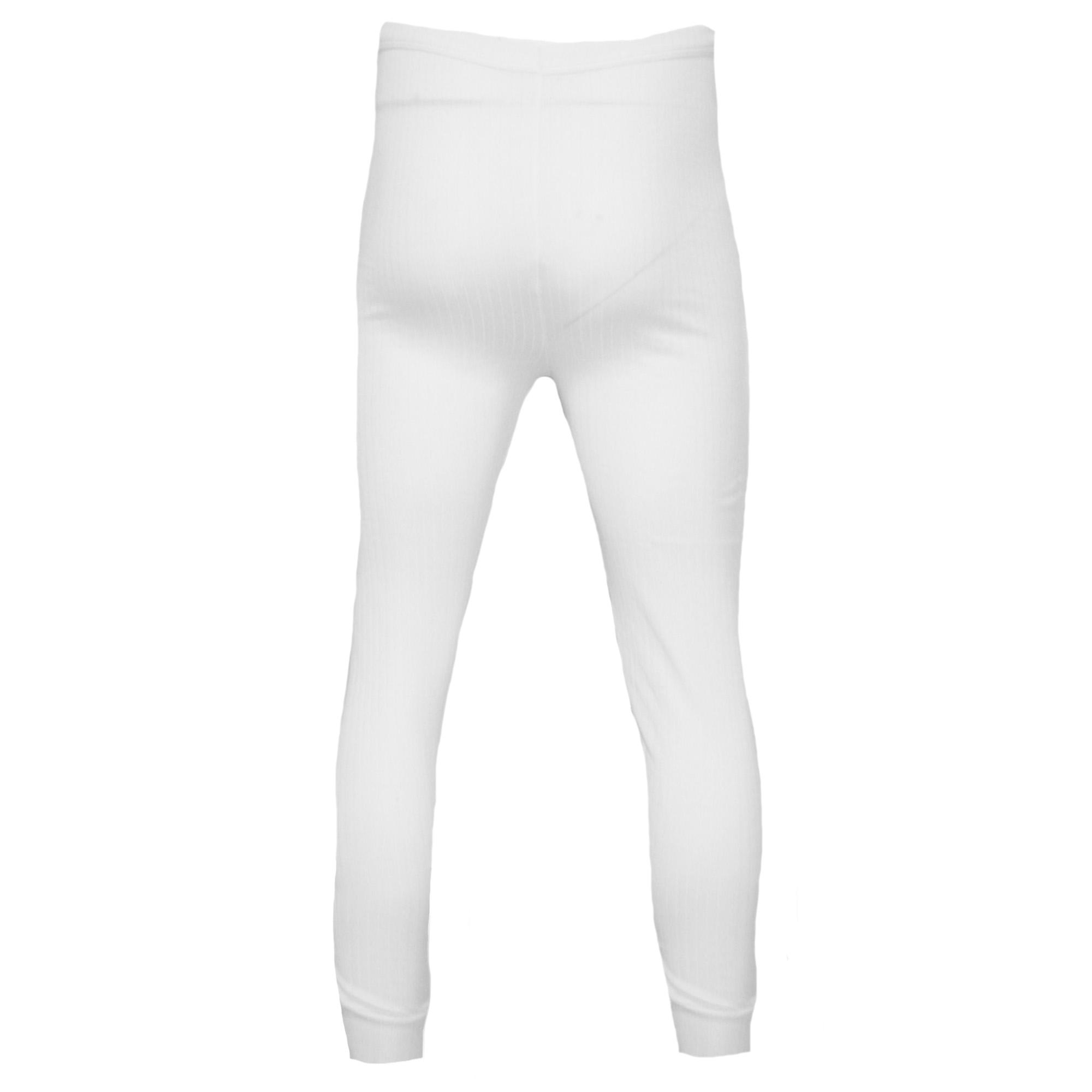 miniature 5 - FLOSO - Sous-pantalon thermique (en viscose) - Homme (S-XL) 3 couleurs (THERM106