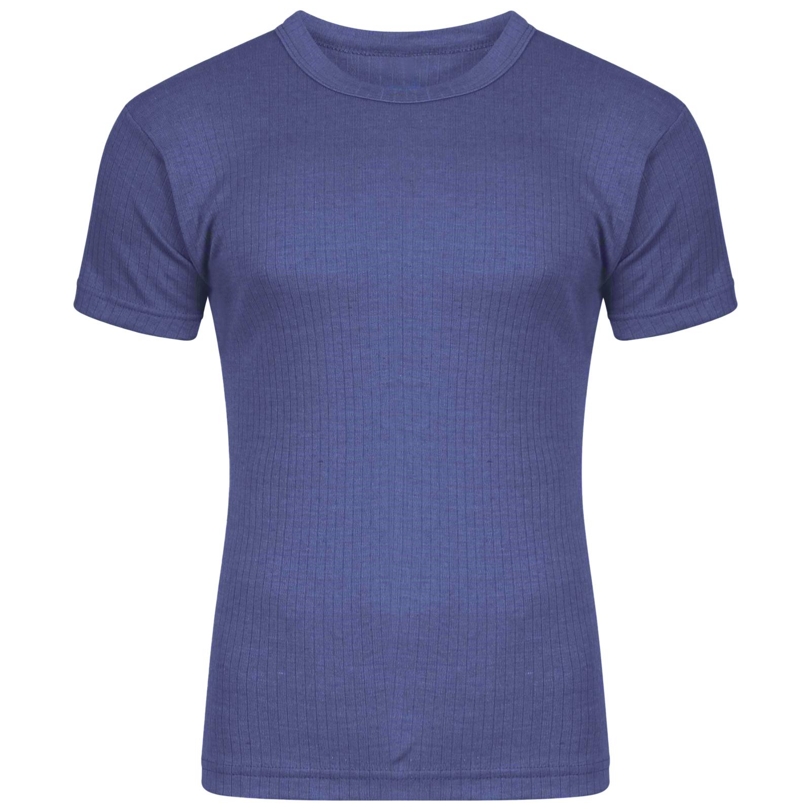 miniature 7 - FLOSO - T-shirt thermique à manches courtes (standard) - Homme (S-2XL) (THERM111