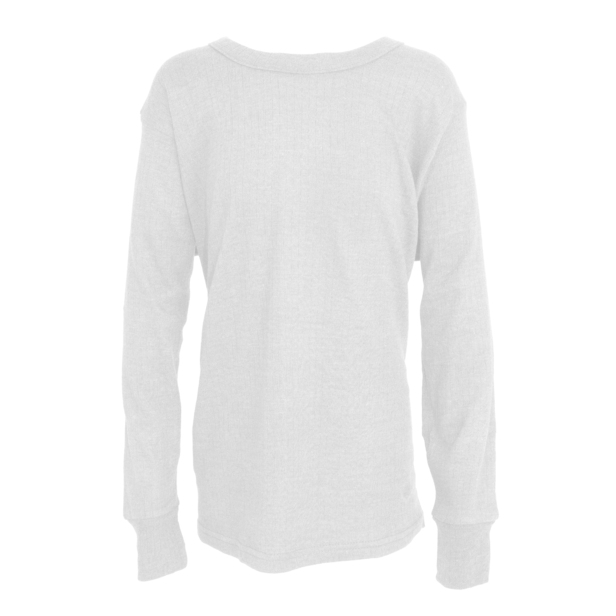 FLOSO Unisex Childrens//Kids Thermal Underwear Long Sleeve Top THERM127