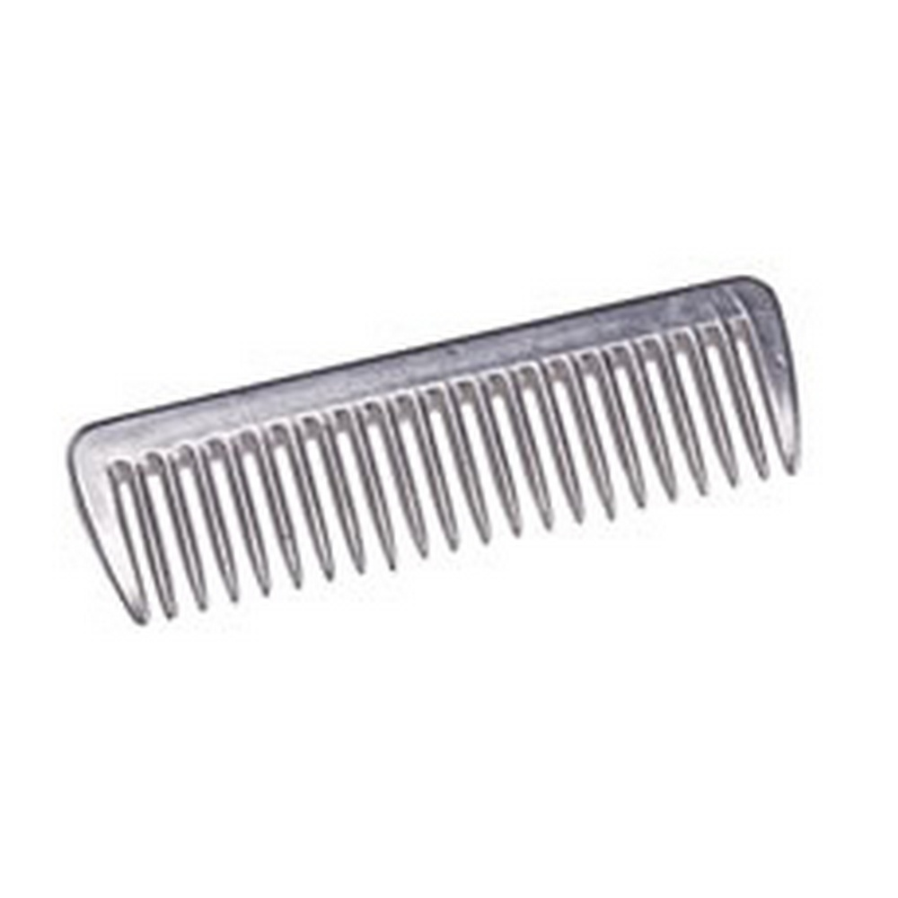 Cottage Craft Equestiran Tough /& Durable Aluminium Mane Comb Horse Grooming
