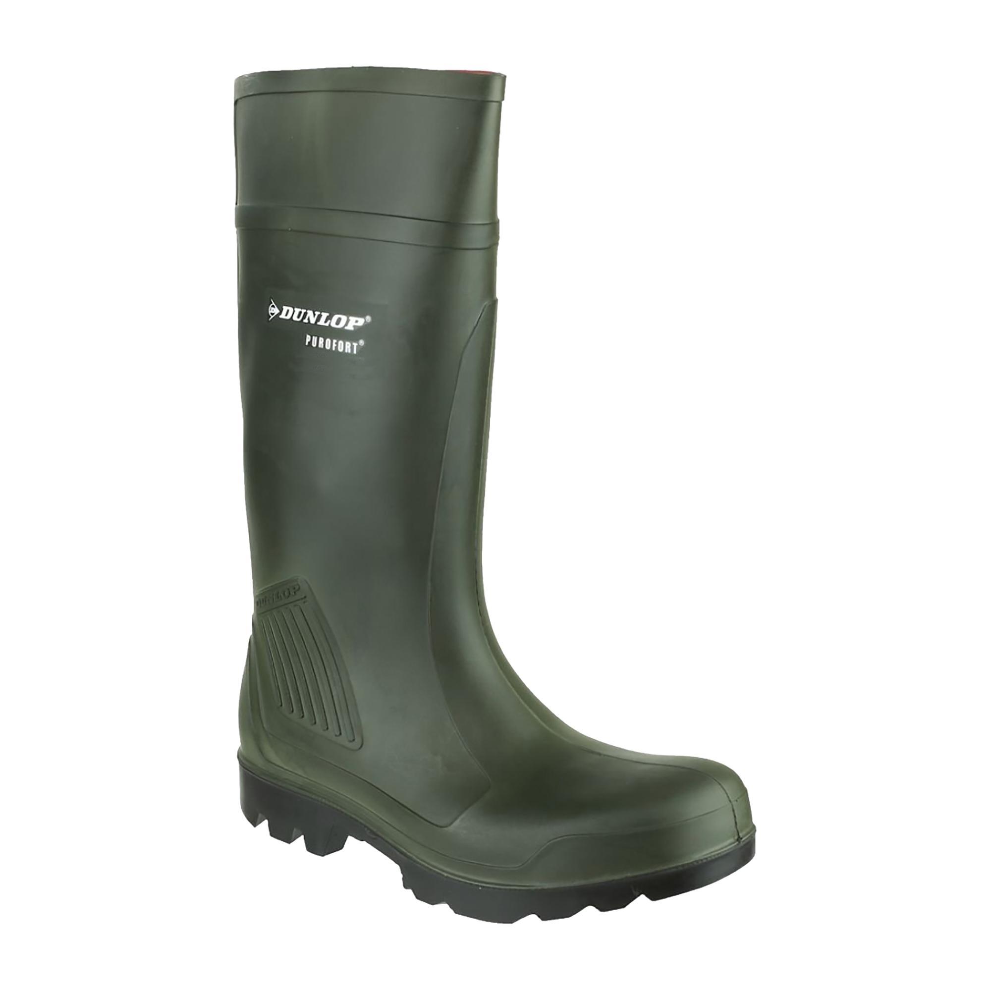 Dunlop-A-Unisex-Purofort-Professional-Gummistiefel-fuer-Erwachsene-TL754