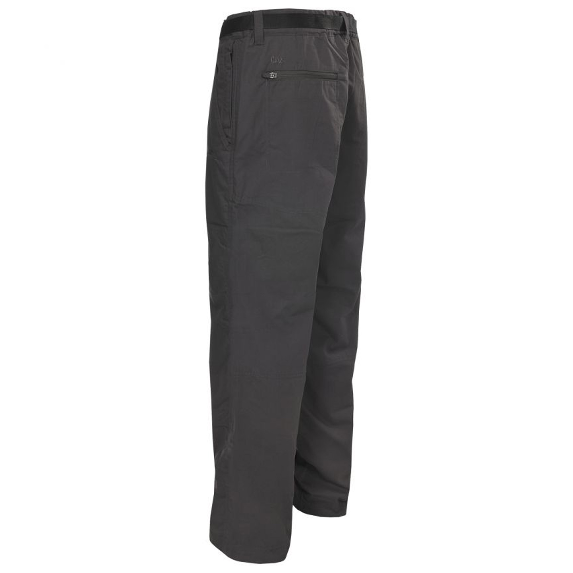 Trespass Mens Clifton Thermal Action Trousers (XL) (Black)
