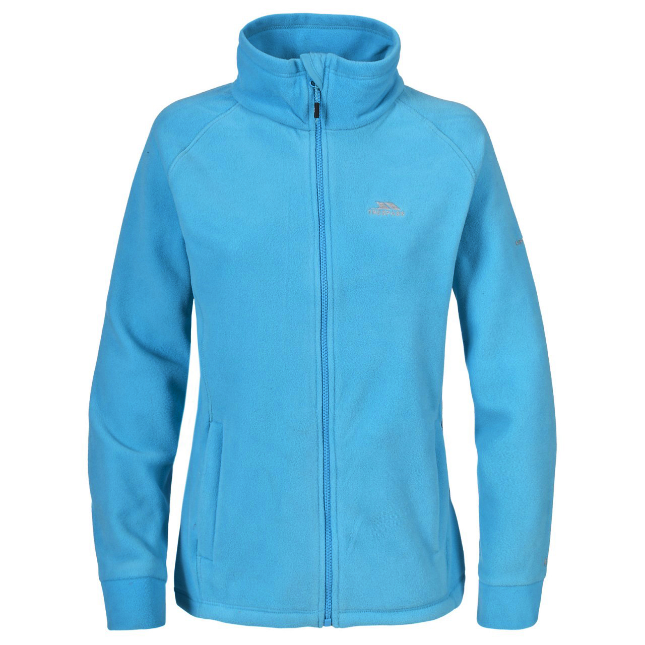 Trespass Womens/Ladies Clarice Full Zip Fleece Jacket (XL) (Cerise)
